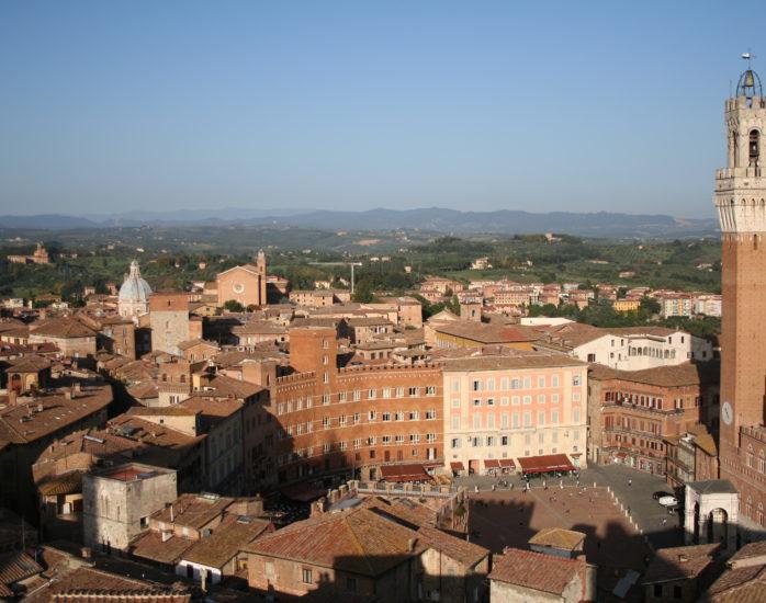 PiazzadelCampoSiena